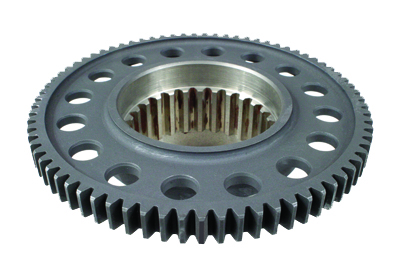 Internal Gear with External Spline
